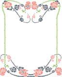 Декоративная рамка иллюстрация вектора