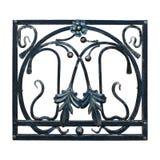 Декоративная решетка, загородка Стоковые Изображения RF