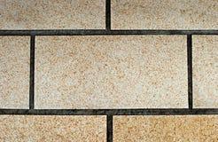 декоративная стена плиток Стоковая Фотография