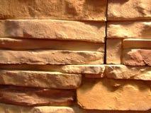 декоративная стена Стоковое фото RF