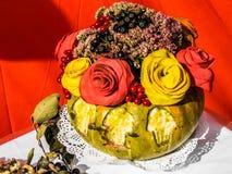 декоративная тыква Стоковое Фото