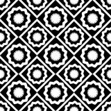 декоративная флористическая картина Стоковое фото RF