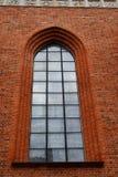 декоративное окно Стоковая Фотография RF