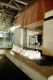 Декоративное падение воды Стоковое Фото
