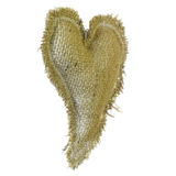 Декоративное сердце Валентайн Стоковое Изображение RF