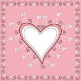 декоративное сердце Стоковые Фотографии RF