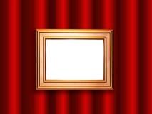 декоративное фото рамки Стоковое Изображение RF