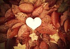 Декоративное handmade сердце Стоковые Фото