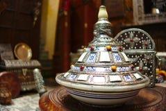 Декоративное Tagine стоковая фотография rf