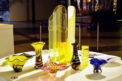 Декоративные вазы цветка Стоковая Фотография