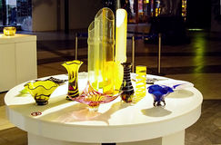Декоративные вазы цветка Стоковое Фото