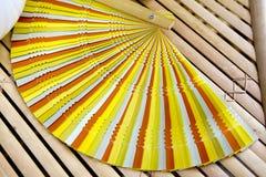 декоративные вентиляторы испанские Стоковые Изображения RF