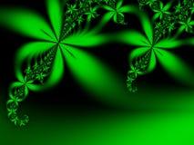 декоративные листья Стоковая Фотография