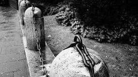 Декоративные мраморные столбцы стоковое изображение