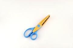 Декоративные ножницы Стоковое Изображение RF
