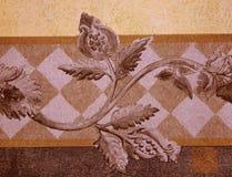 Декоративные обои Стоковое Изображение