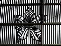 Декоративные перила Стоковые Фотографии RF