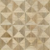 Декоративные пирамиды штабелированные для безшовной предпосылки - coffered paneling стоковое фото
