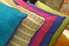Декоративные подушки Стоковые Изображения