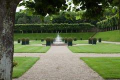 Декоративные сады стоковая фотография rf