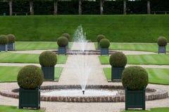 Декоративные сады стоковая фотография