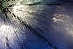 Декоративные светлые гирлянды стоковое изображение rf