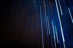 Декоративные светлые гирлянды стоковые фото