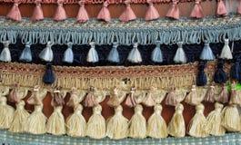 декоративные tassels Стоковые Фотографии RF