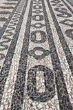 декоративный камень выстилки Стоковая Фотография