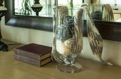 Декоративный комплект вязания крючком Стоковое Изображение