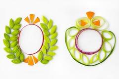декоративный лук элементов Стоковые Изображения RF