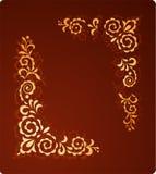 декоративный орнамент Стоковые Фото