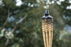 Декоративный факел Стоковая Фотография