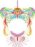 декоративный фонарик Стоковые Фото