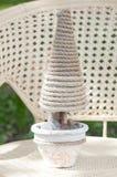 Декоративный элемент интерьера Стоковые Фотографии RF
