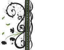 декоративный flourish Стоковая Фотография