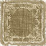 Декоративный Grunge ткани Стоковые Изображения RF