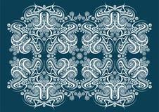 Декоративный openwork tracery Стоковая Фотография RF