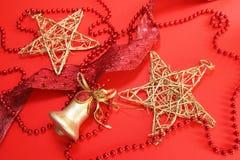 декоры рождества Стоковые Изображения RF