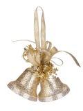 Декор колоколов рождества стоковое фото