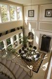 декор обедая роскошная комната Стоковые Фото