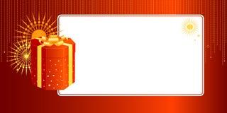 декор 2 коробок восьмигранный Стоковая Фотография RF