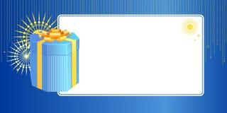 декор 3 коробок восьмигранный Стоковая Фотография RF