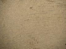 Делает по образцу текстуру песка на пляже стоковое фото rf