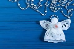 Делать ангела рождества Раздел 7 Стоковые Фотографии RF