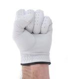 делать игрока в гольф кулачка Стоковое Фото