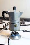 делать итальянки кофе Стоковое фото RF