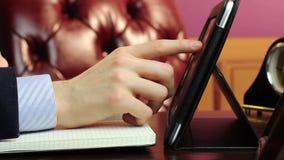 Делать примечания, планирование дня, планируя, календарь назначения сток-видео