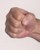 делать руки кулачка Стоковые Фотографии RF