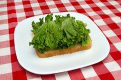 делать салата хлеба blt Стоковая Фотография RF
